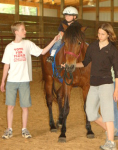 Hippotherapy May 6, 2008061
